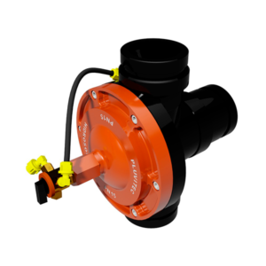 Three-Way Backwash Valve