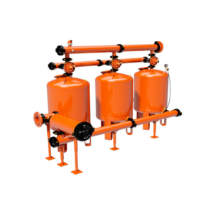 Sand filtration / Activated Carbon Systems